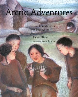 Arctic Adventures Cover