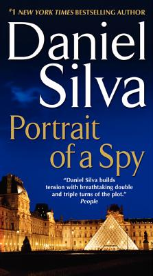 Portrait of a Spy (Gabriel Allon #11) Cover Image