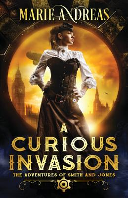 A Curious Invasion Cover Image