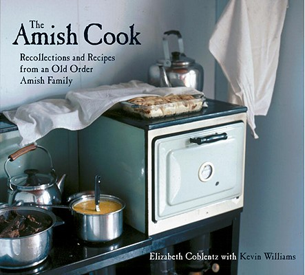 The Amish Cook Cover
