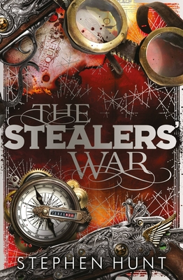 Cover for The Stealers' War