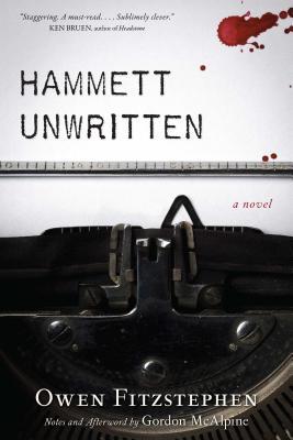 Cover for Hammett Unwritten