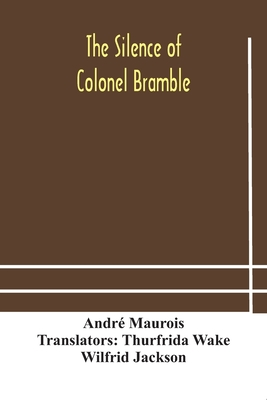 The silence of Colonel Bramble Cover Image