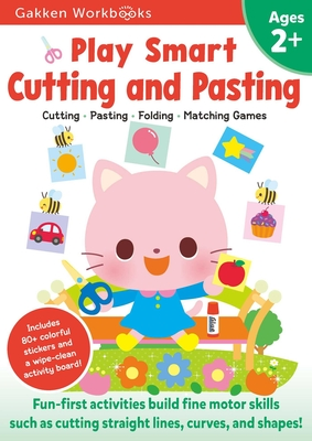 Cover for Play Smart Cutting and Pasting Age 2+