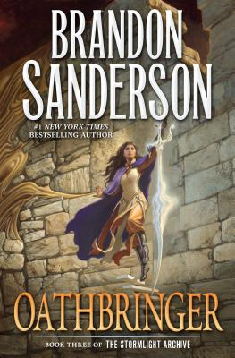 Oathbringer: Book Three of the Stormlight Archive Cover Image