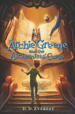 Archie Greene and the Alchemists' Curse Cover Image