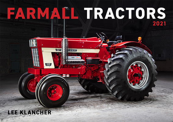Farmall Tractors Calendar 2021 Cover Image