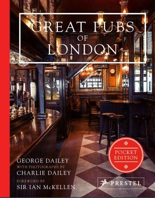 Great Pubs of London: Pocket Edition Cover Image