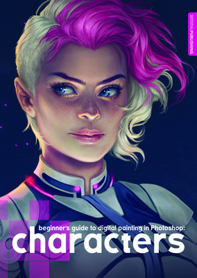 Beginner's Guide to Digital Painting in Photoshop: Characters Cover Image