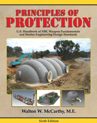 Principles of Protection: U.S. Handbook of NBC Weapon Fundamentals and Shelter Engineering Design Standards Cover Image