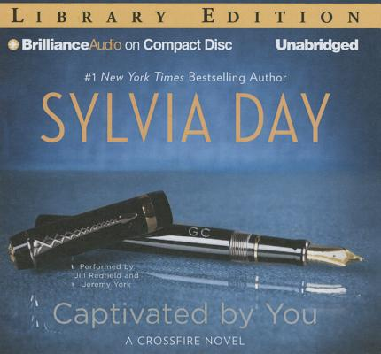 Captivated by You (Crossfire Novels #4) Cover Image