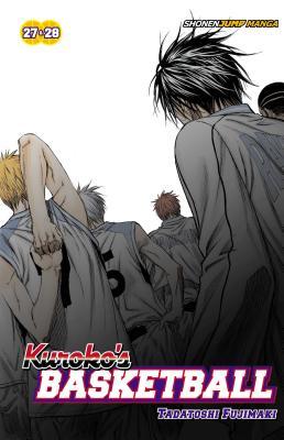 Kuroko's Basketball, Vol. 14: Includes vols. 27 & 28 (Kuroko's Basketball #14) Cover Image