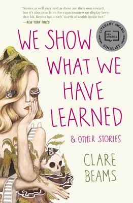 We Show What We Have Learned Cover