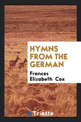 Hymns from the German cover