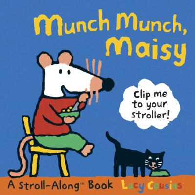 Munch Munch, Maisy Cover