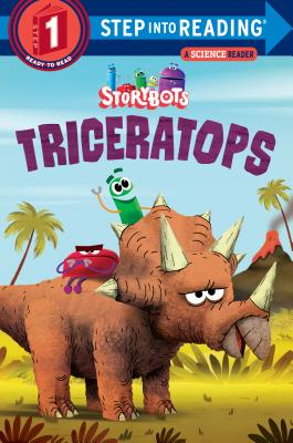Triceratops (StoryBots) (Step into Reading) Cover Image