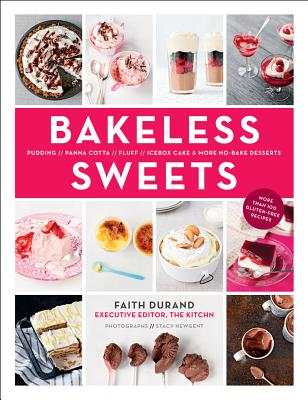 Bakeless Sweets Cover
