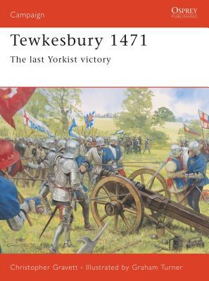 Tewkesbury 1471 Cover