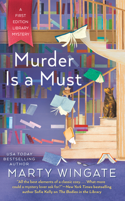 Cover for Murder Is a Must (A First Edition Library Mystery #2)