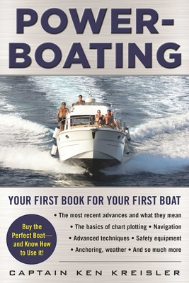 Powerboating: Your First Book for Your First Boat Cover Image