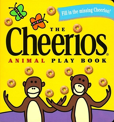The Cheerios Animal Play Book Cover Image