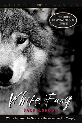 White Fang (Aladdin Classics) Cover Image