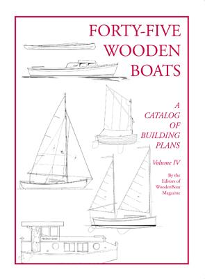 Forty-Five Wooden Boats: A Catalog of Study Plans Cover Image