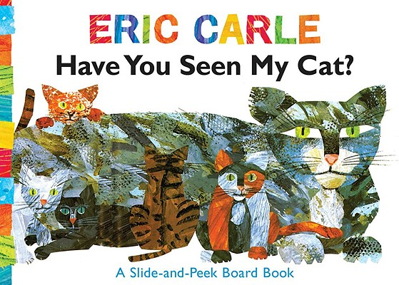 Cover for Have You Seen My Cat?