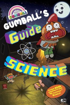 Gumball's Guide to Science (Amazing World of Gumball) Cover Image