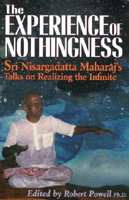 The Experience of Nothingness Cover