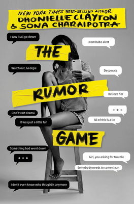 The Rumor Game Cover Image