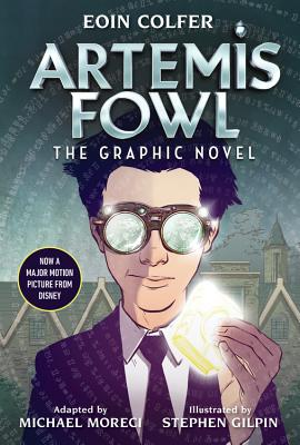 Eoin Colfer Artemis Fowl: The Graphic Novel Cover Image