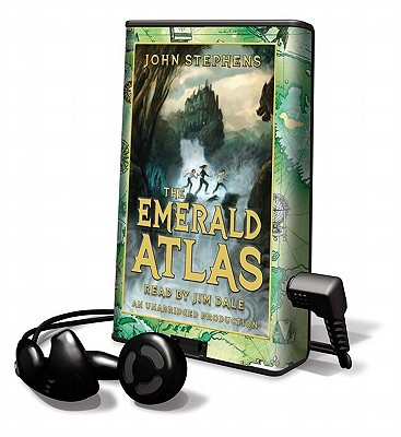 The Emerald Atlas [With Earbuds] (Playaway Children) Cover Image