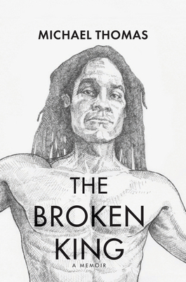Cover for The Broken King