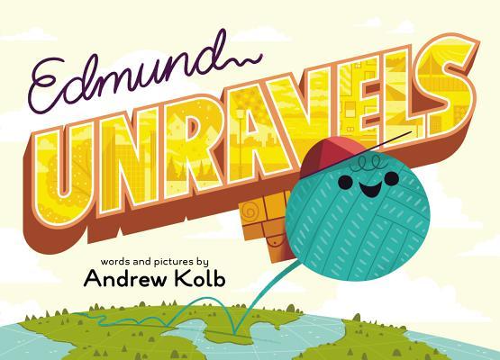 Cover for Edmund Unravels