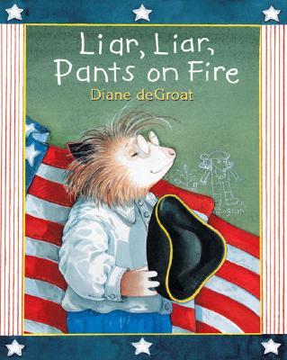 Liar, Liar, Pants on Fire Cover