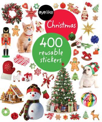 Eyelike Stickers: Christmas Cover Image