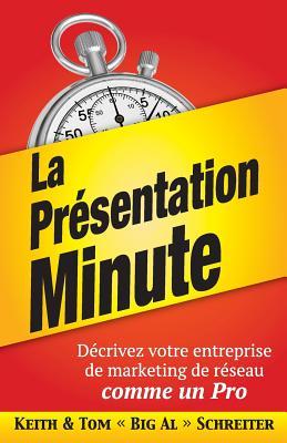 La Présentation Minute: Décrivez votre entreprise de marketing de réseau comme un Pro Cover Image