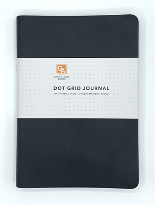 Dot Grid Journal - Onyx Cover Image