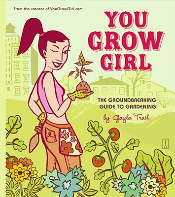 Cover for You Grow Girl