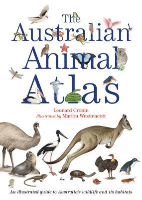 The Australian Animal Atlas Cover Image