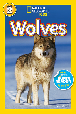 National Geographic Readers: Wolves Cover Image