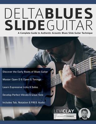 Delta Blues Slide Guitar Cover Image