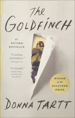 Goldfinch Cover Image