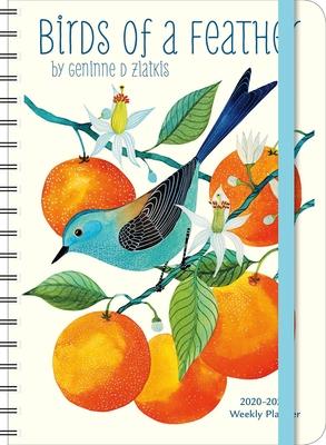Geninne Zlatkis 2020-2021 Weekly Planner: 2020-21 On-The-Go Weekly Planner Cover Image