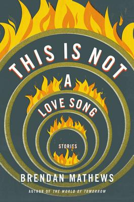 This Is Not a Love Song Cover Image