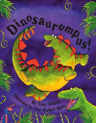 Dinosaurumpus Cover Image
