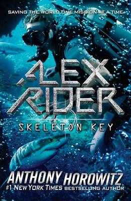 Skeleton Key (Alex Rider #3) Cover Image