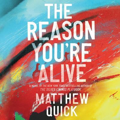 The Reason You're Alive Lib/E Cover Image