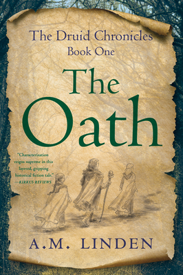 Cover for The Oath